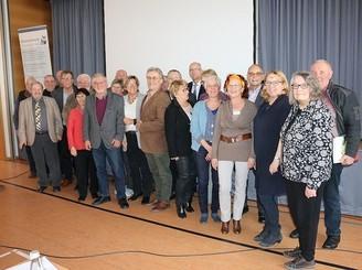 Gesamtvorstand des Kreisseniorenrats Schwäbisch Hall